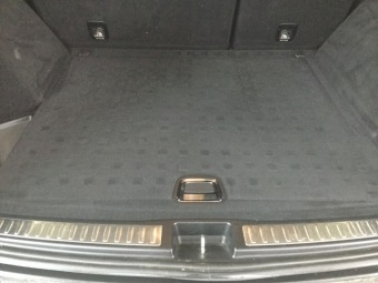 Trunk floor covering