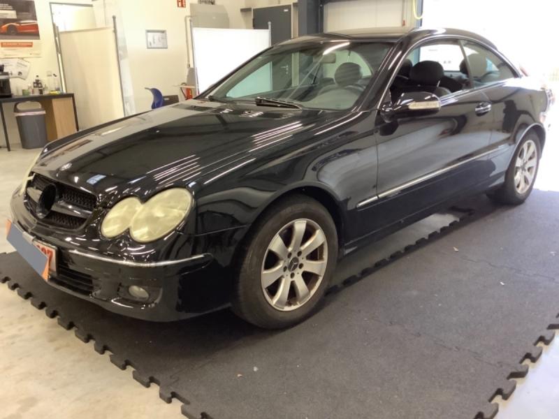 Mercedes-Benz CLK-Klasse CLK 240 Elegance