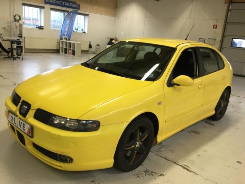 Seat Leon 1.8 Turbo Top Sport