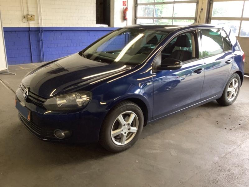 Volkswagen Golf VI 1.4 TSI Match